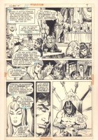Claw the Unconquered #2 p.5 - Claw Ambushed - 1975 Comic Art
