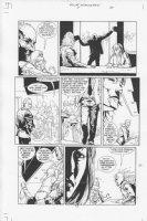 Four Horsemen #1 p.12 Comic Art