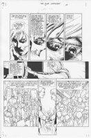 Four Horsemen #1 p.15 Comic Art