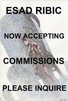 *Esad Ribic Accepting Commissions  Comic Art
