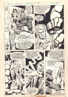 Marvel Two-In-One #9 p.18 - Thor's alter ego: Donald Blake - 1975 Comic Art