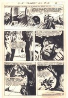 G.I. Combat #131 p.2 - 'A Promise to 3 Dead Buddies' - Nazis - 1968 Comic Art