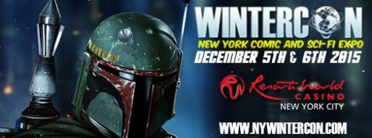 Anthony's Comic Book Art will be at Wintercon at Resorts World Casino in NY this weekend! Comic Art