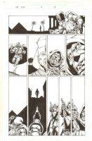 Marvel Universe: The End #3 p.12 - Dr. Doom - 2003 Comic Art