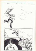 Marvel Universe: The End #1 p.17 - Akhenaten - 2003  Comic Art