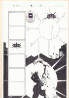 Marvel Universe: The End #2 p.16 - Akhenaten Flashback - 2003  Comic Art