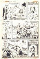 All-Star Comics #74 p.9 - Power Girl & Green Lantern - 1978 Comic Art