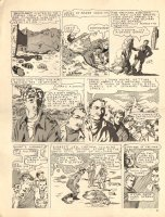 Butterfly Effect Tribute ?#2 p.2 LA (Al Williamson Classic Story) Comic Art