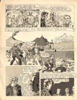 Butterfly Effect Tribute ?#2 p.3 LA (Al Williamson Classic Story) Comic Art