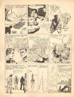 Butterfly Effect Tribute ?#2 p.5 LA (Al Williamson Classic Story) Comic Art