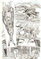 Blood of the Demon #9 p.7 - Etrigan Nightmare - 2006 Signed Comic Art