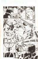 Spider-Man 2: The Movie #1 p.42 - Spidey Unmasked then defeats Doc Ock - 2004 Signed Comic Art