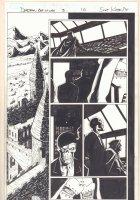 Deadpool's Art of War #3 p.10 - Doctor Doom and Red Skull - Super-Villain Tem-Up - 2014 Comic Art