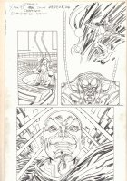 X-Men '92 #1 Panels 23, 24, 25, & 26 - Professor Xavier and Cerebro - 2015 Comic Art
