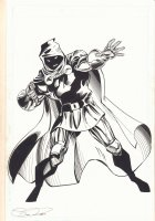 Doctor Doom Full Figure Merchandise Art - Signed Comic Art