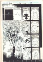 Incredible Hulk #426 p.17 - Surreal Betty as a Child - 1995 Comic Art