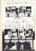 Incredible Hulk #426 p.19 - Hospital Scene - 1995 Comic Art