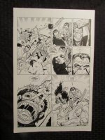 Planet Of The Apes #? p.4 Mongo Three Stooges Gag Comic Art