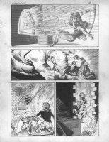 Green Arrow: The Wonder Years Miniseries #4 p.4  - Green Arrow & Gal Explosion Comic Art