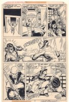 Master of Kung Fu #69 p.6 - Shang-Chi Takes the 1st Test - 1978 Comic Art