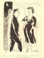 Come out and Play  - 1958 Humorama  Comic Art