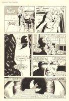Innovation's ''Hero Alliance'' #10 p.19 Comic Art