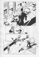Spider-Girl #38 p.19 Ant Girl, Wasp Comic Art