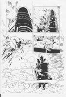What If #? p.? Hulk Origin & Watcher Comic Art