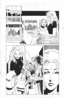 Spider-Girl #37 p.10 Pretty Girls Comic Art