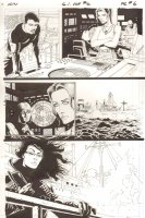 G.I. Joe: Special Missions #2 p.6 - Baroness - IDW Publishing - 2013 Signed Comic Art