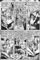 'White Fang' p.28 (1978) Comic Art