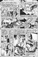 'White Fang' p.37 (1978) Comic Art