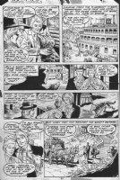 'White Fang' p.40 (1978) Comic Art