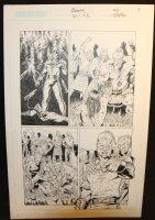 Brath #2 p.7 - 2003 Signed Comic Art