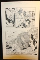 Brath #3 p.14 - 2003 Signed Comic Art