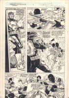 Web of Spider-Man Annual #6 p.5 - Great Punisher from ASM #129 Artist - 1990 Comic Art