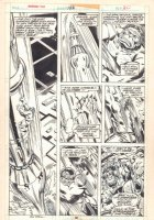 Incredible Hulk #196 p.30 - Missile Action - 1976 Comic Art