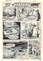 Tarzan #20 p.17 - Chapter XXIX: A Watery Grave! - 1979  Comic Art