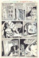 Tarzan #26 p.23 - Tarzan and Jane in Jail - 1979  Comic Art