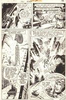G.I. Combat #190 p.13 - Haunted Tank - 1976 Comic Art