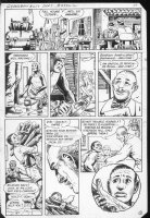 G.I. Combat #257 p.2 Haunted Tank 1983 Comic Art