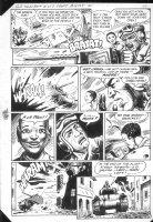 G.I. Combat #257 p.6 Haunted Tank Battle! Comic Art