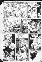 G.I. Combat #257 p.8 Haunted Tank Battle! Comic Art
