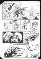 G.I. Combat #266 p.7 Haunted Tank & Rommel Comic Art