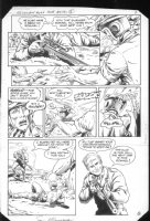 G.I. Combat #266 p.8 Haunted Tank & Rommel Comic Art