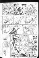 G.I. Combat #266 p.9 Haunted Tank & Jeb Comic Art