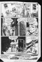 G.I. Combat #282 p.9 Mercenaries Comic Art