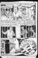 G.I. Combat #283 p.4 Mercenaries  Comic Art
