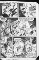 G.I. Combat #283 p.5 Sci-Fi War Story Comic Art