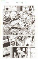 Nova #5 p.18 - Ko-Rel - Gamora - 2007 Comic Art